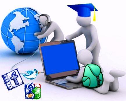 blog de TIC en la educación.